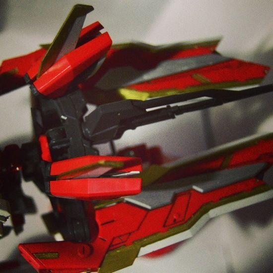 ARF Tactical Arms Hover Mode Arf Astray AstrayRedFrame Gundam Gunpla PLAMO BANDAI