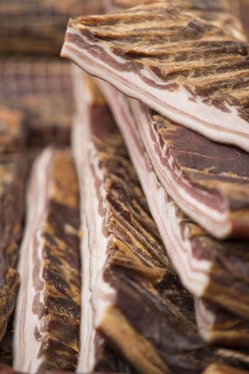 Bacon Smoked