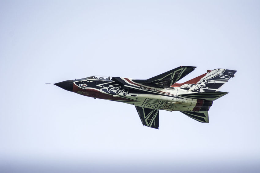 Airshow Timing Wing Air Vehicle Airplane Airshowphotography Flying Jet Military Airplane Tornado