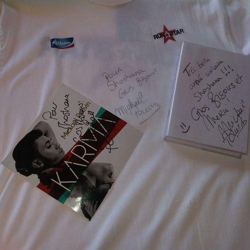 Merci @kaelpouvin :D Merci pour tout :') Amuse toi bien en France =) Bisous :* Karma Kaeloveuse Mickaelpouvin