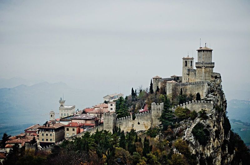Traveling Travel Italy Sanmarino Landscape Landscape_Collection Europe DmitryBarykin Trip Landscapes