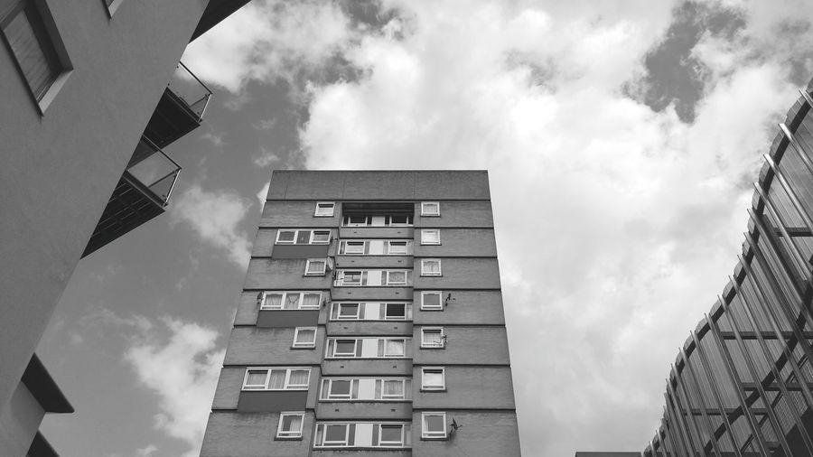 Monochrome Photography TakeoverContrast Architecture Pivotal Ideas Pivitol Ideas Bnw Photography B&w Street Photography B&w Photography B&w Architecture Home Is Where The Art Is The Architect - 2017 EyeEm Awards