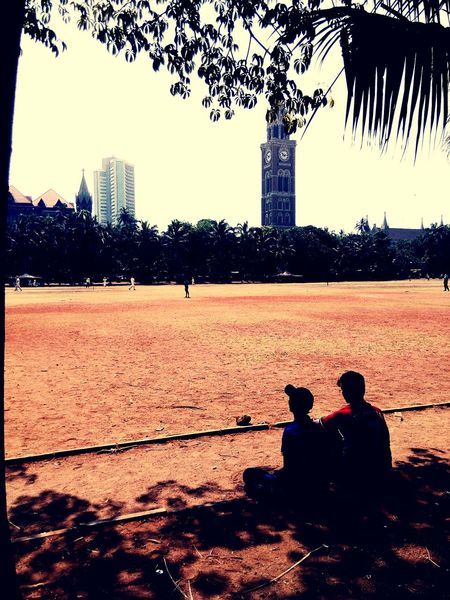 A day of Cricket! in Mumbai Oval Maidan Churchgate Love For The Game First Eyeem Photo My Favorite Photo Heritage Site