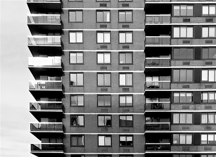 364 /365 Apartment Architecture Building Building Exterior Built Structure City Exterior Geometry Office Building Outdoors Patterns Repetition Residential Structure Symmetry Vertical Symmetry Window Fine Art Photography