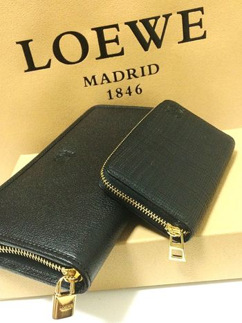 LOEWE Loewe Loewe Shopping Brand Wallet Card Case