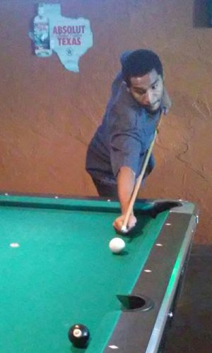 Hanging Out Check This Out That's Me Relaxing Pooltable Enjoying Life Taking Photos Hello World African-american EthnicThe OO Mission Sanantonio Showcase July 43 People Together By August 3 2016