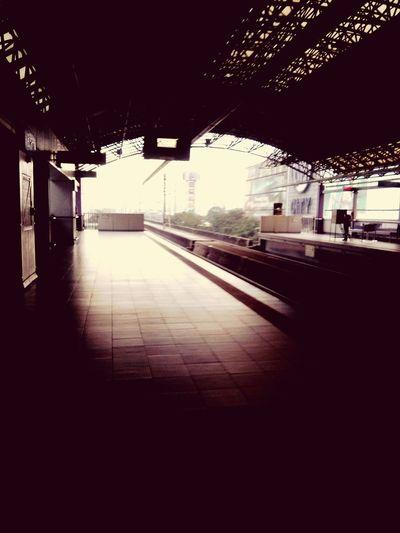 Morning. LRT Vmapa