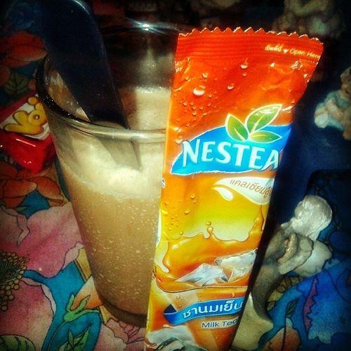 This is just perfect! :) Nestea Milktea Thailand