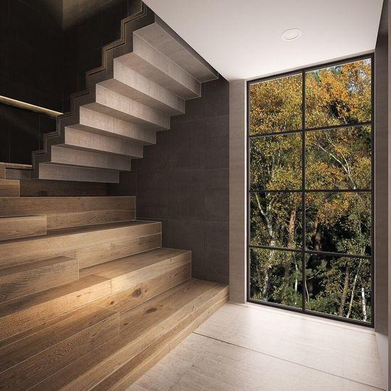 Indoors  No People Architecture Day Stairways Stair Stairs_collection Home Showcase Interior Interior Design 3drender Vray Photoshop Modern Home Interior