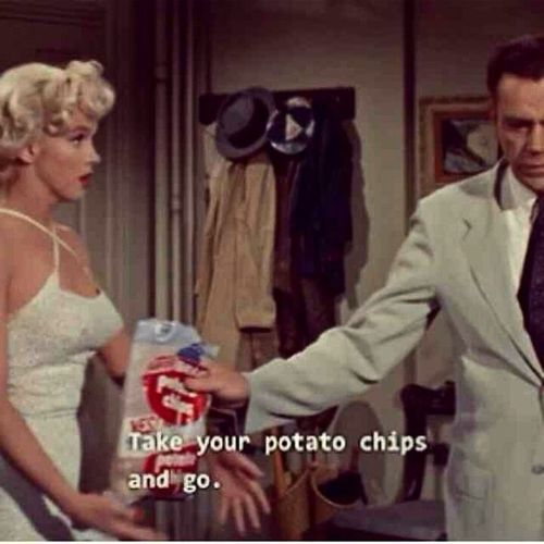 I'd love to see this, again. Marilynmonroe is adorable in this film. TheSevenYearItch