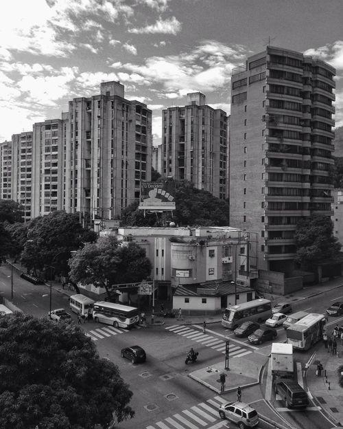 Chacaito, Venezuela Venezuela Architecture Blackandwhite