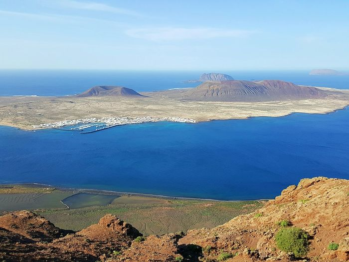 La Graciosa Island Island La Graciosa View From Lanzarote Nature Nature Photography Naturelovers Beauty In Nature