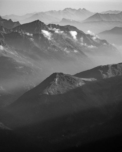 French mountainscape.