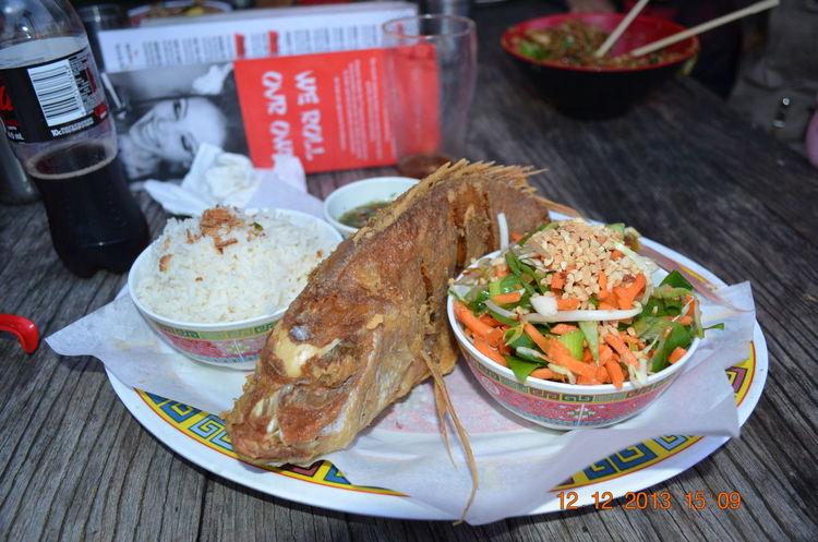 Fish Appolobay Lunch Purefun Delicious