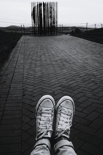 Nelson Mandela Memorial Nelson Mandela South African History Gloomy Gloomy Weather Blackandwhite Photography Black And White Converse All Star Converse Howick, South Africa Howick Memorial Site Howick VSCO Vscocam Shoes Traveltheworld Sony Xperia Photography. Adventure My Girl Has Style! Myoneandonly Feel The Journey Fresh On Eyeem