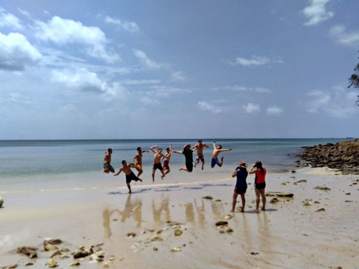 Malaysia Langkawi Beachphotography Beach Fun Sea_collection Blue