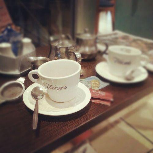 Tea with C0uchy