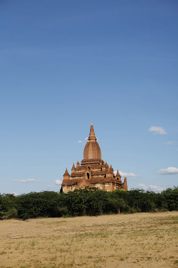 bagan, myanmar Archaeology Outdoors Belief Land No People Landscape Tourism Plant Tree Day Place Of Worship Ancient Religion Travel Destinations Nature History Ancient Civilization The Past Architecture Travel Built Structure Sky Bagan, Myanmar Bagan