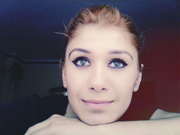 Hello ❤ Beauty❤ Model Selfie ;)