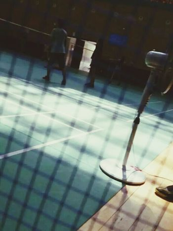Playing Badminton Gym Gym Gym 😱💪💪💪