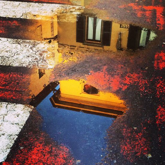 EyeEmBestPics Colourful EyeEm Best Shots Reflection Reflections Streetphotography Urban Water Reflections Urban Reflections