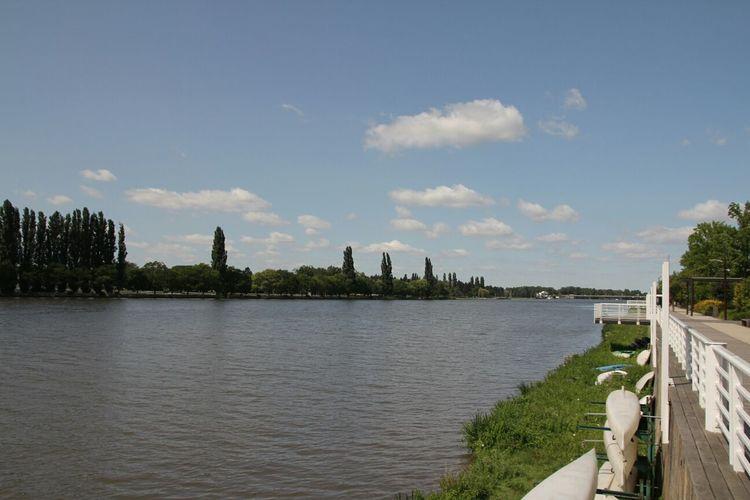 Vichy River Landscape Landscape_Collection