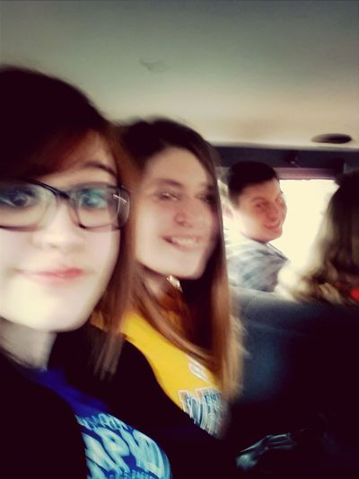 Blurry with my faves