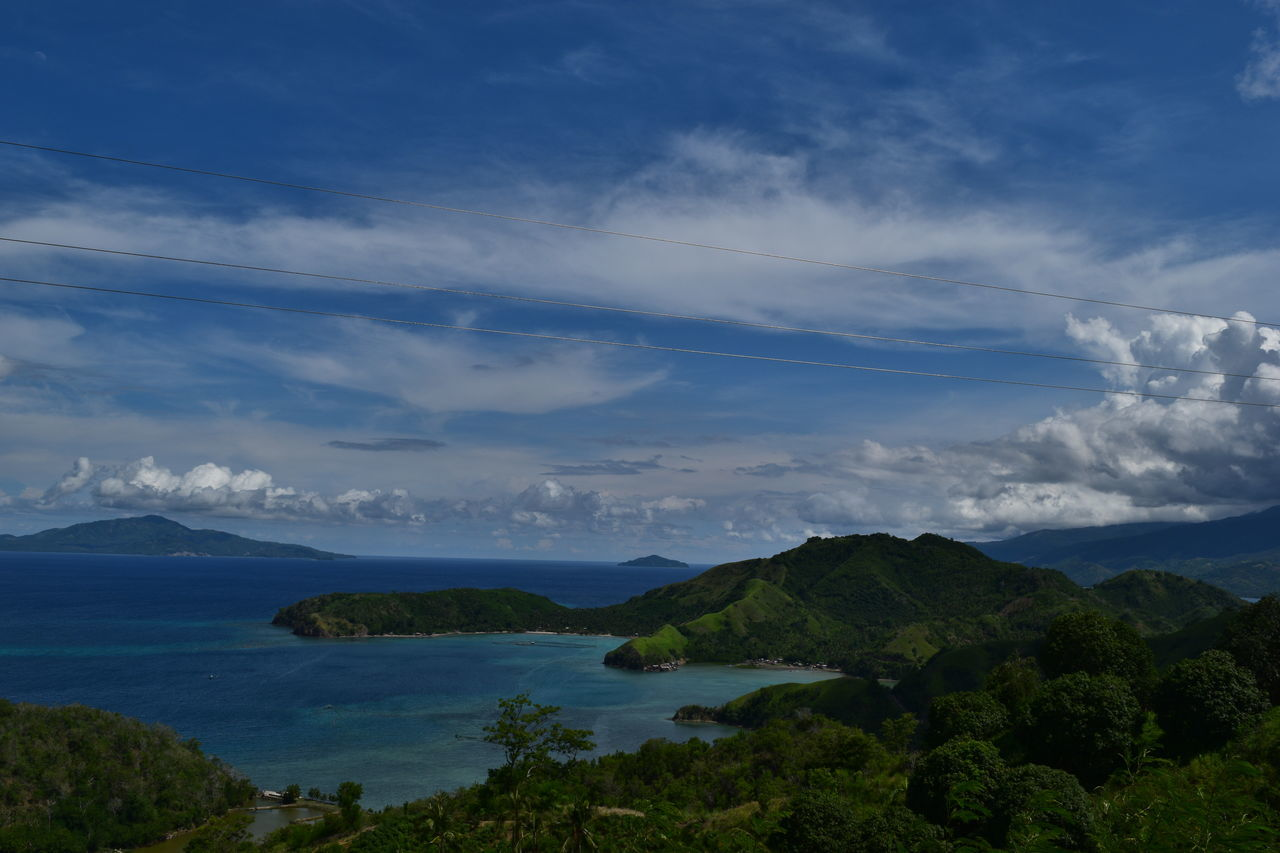 nature, sky, beauty in nature, scenics, mountain, no people, tranquil scene, tranquility, outdoors, cloud - sky, water, day, sea