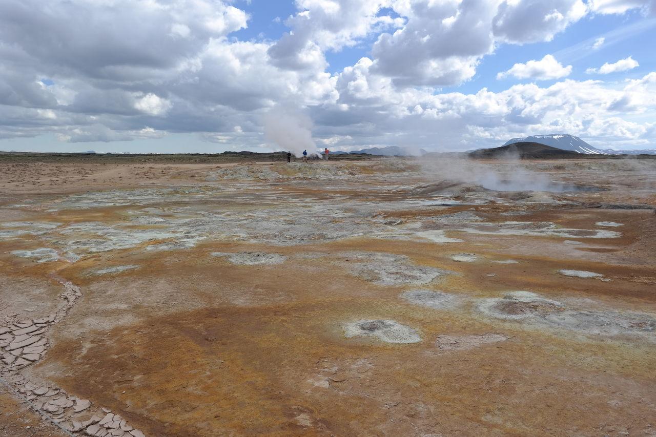 Namafjall geothermal field Amazing Awsome Cool EyeEm Best Shots EyeEm Nature Lover Geothermal  Iceland Multi Colored Namafjall Namafjall Geothermal Field Nature Picoftheday Pit Pool Samsung Nx300