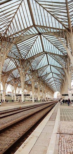 Train Station Oriente - Parque Das Nações - Expo
