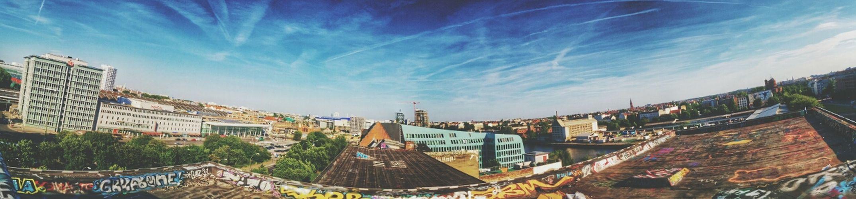 Dach Ostbahnhof Berlin Ostbahnhof Dach Roof