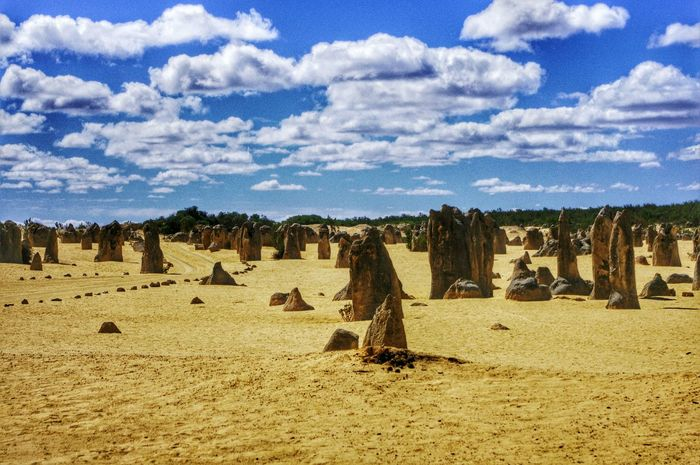 The KIOMI Collection Pinnacles The Pinnacles Cervantes Nature_collection Nature Photography Rock Formation landscape Nature photography Nambung-Nationalpark Nambung National Park Nature's Diversities The Great Outdoors - 2016 EyeEm Awards Colour Of Life Sommergefühle