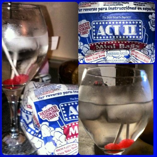 Friday night at home alone... Peace and quiet with ME!!! Watermelonmartini CreamSoda Watermelonvodka Watermelonlollipops popcorn extrabutter snacking adultbeverge gettingreadyformelo @deh_winin_specialist gottagetChandlersnumber @mandysparkles