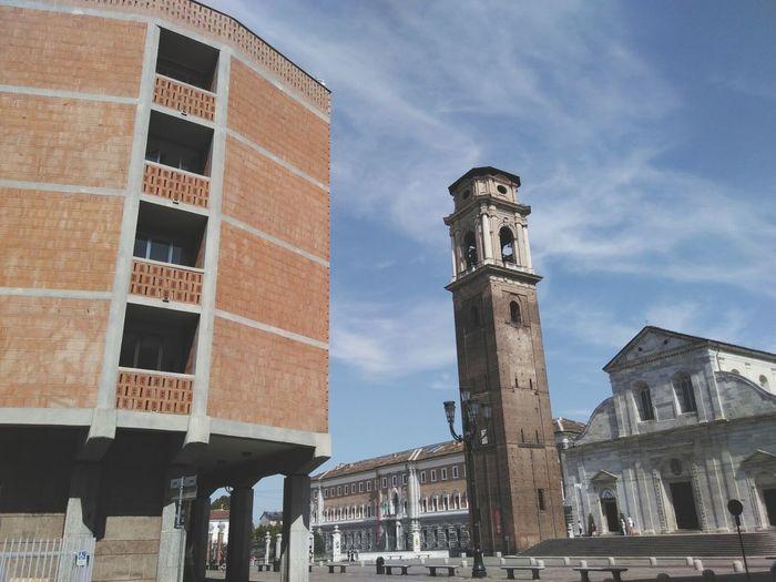 Three generations Torino Architecture Urban Mix