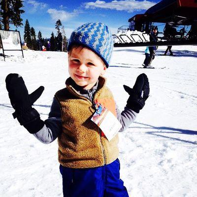 Be my Valentine? ♥️ Best  Valentinsday Lake Tahoe Snow Sun Blue Sky Truckee  Old Greenwood Mothernature Cutiepie Mylittlevalentine2015 Happy ❄️☀️
