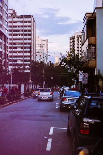 Just another day in São Paulo. End Of The Day Spring Has Arrived Evening Evening Sky Golden Hour Warm Colors Sunday Cars Sao Paulo - Brazil Downtown Urban Showcase April