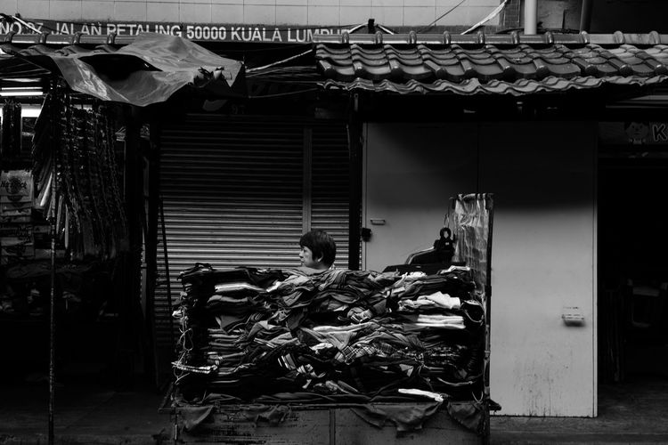 Streets of KL.