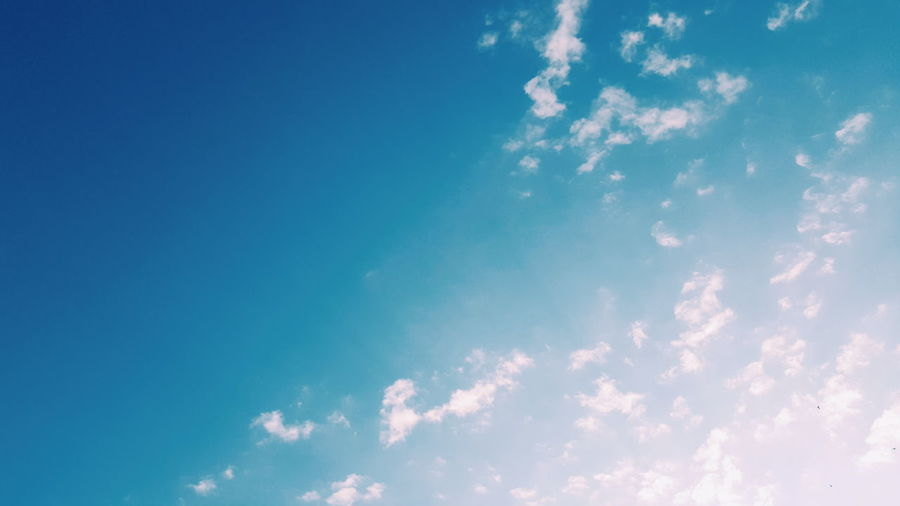 Laying in the grass.. Sky Blue Cloud - Sky Backgrounds No People Nature Day Outdoors Sky Only Low Angle View Beauty In Nature EyeEm Selects Travel Destinations GREECE ♥♥ Fine Art Photography Happiness Vacations Summer Dramatic Sky Canon 5d Mark Iv Summer Exploratorium