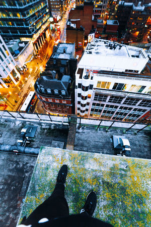 City City Life Cityscape Exploring EyeEm EyeEm Best Shots London Parkour Rooftop Architecture Building Exterior Built Structure City Cityscape Day High Angle View Lifestyles Modern One Person Outdoors People Personal Perspective Standing Streetphotography Urban Mobility In Mega Cities