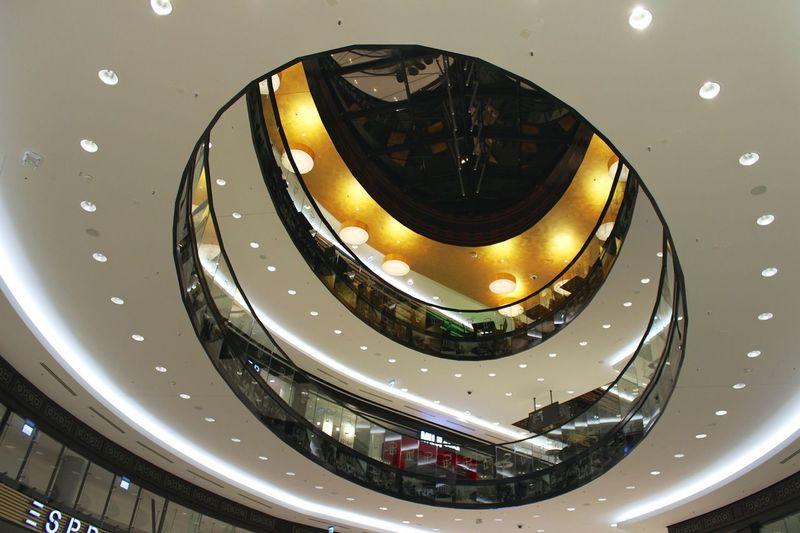 Mall Of Berlin Shopping Berlin