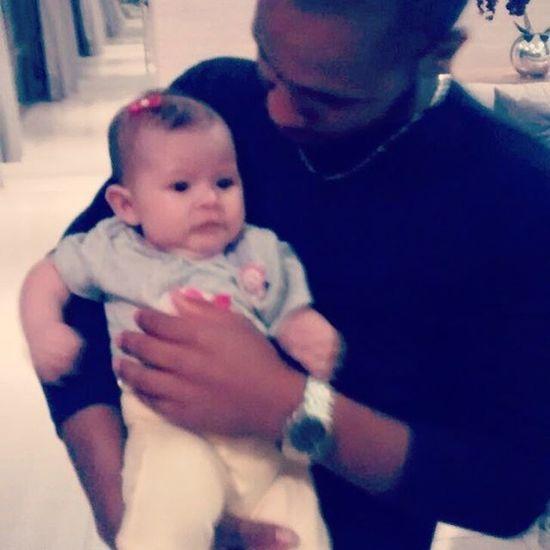 Baby Aindaseiseguraumacriança NoiteMaravilhosa Saudadesminhapequena ❤️ Teamofilha ❤️🌹