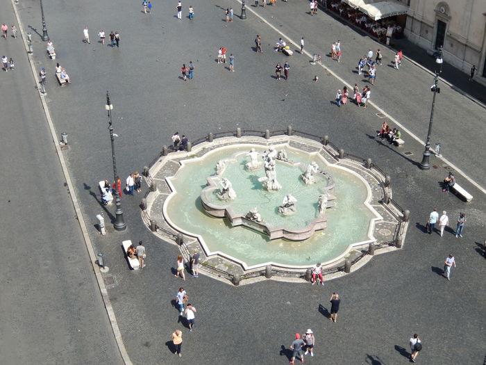 Rome Italy Piazza Navona, Rome Italy Piazza Navona Borromini Sant'Ivo Alla Sapienza Via Della Pace Chiostro Del Bramante Tevere River Palazzo Altemps Lazio,Italy