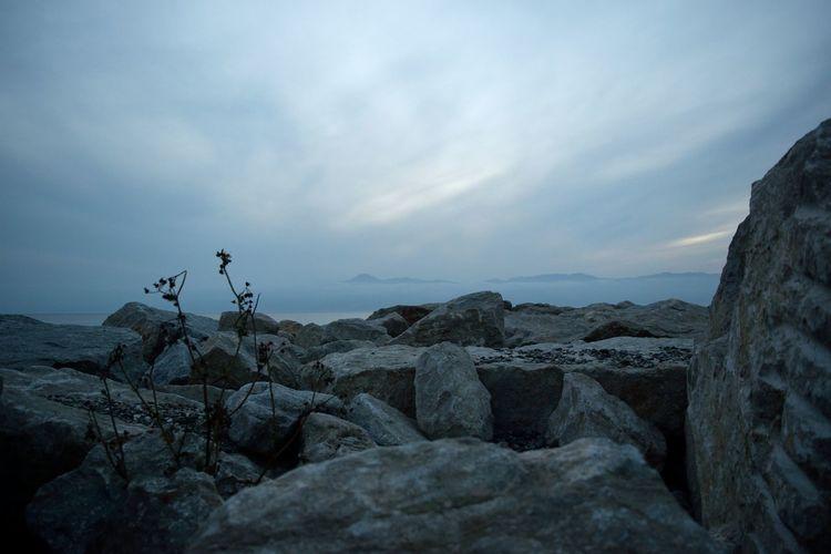 Terminal Sky Blue Cloud - Sky Rock Formation Sky Terminal Tragic  Twilight Twilight Sky