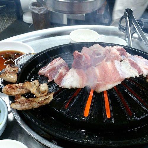 그유명한 인천 부암갈비 생갈비 먹스타그램 부암갈비 생갈비