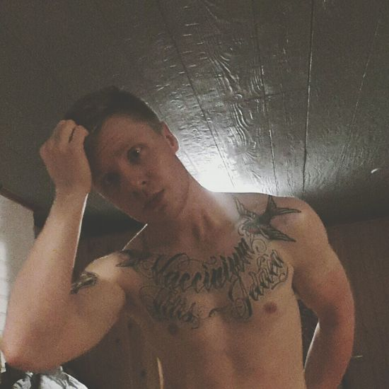 Chilling Tattoos Fresh AfterShower