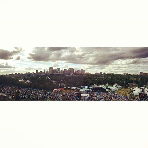 Couple weeks ago. Edmonton Folk Fest 2015. Yeg Edmonton Folkfest Edmontonfolkfest Travelyeg Flyeia Tourismedmonton Travelalberta Tourismalberta Festival Musicfestival Ab Keepexploring Explorealberta Backpacking Downtown Summer Summerfestivals Picoftheday Pictureoftheday Yegen Yegdt Yegfood Folkfestival