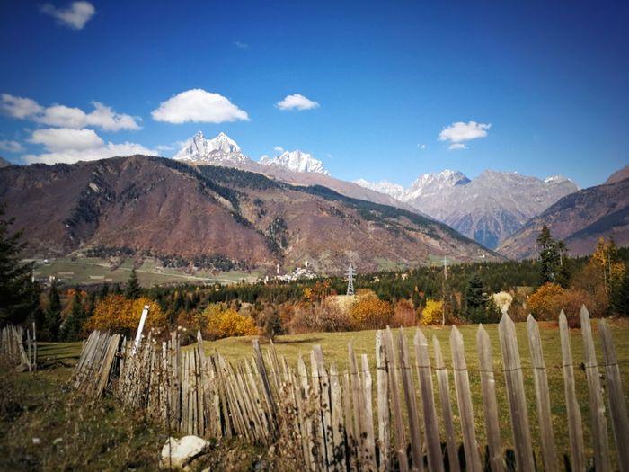 Ushba Mountain