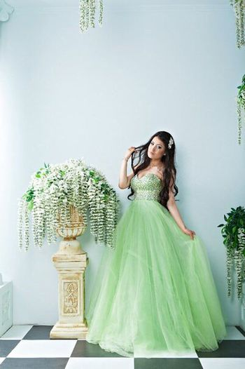 Princess Daddy's Girl Green Dress Prom Check This Out Taking Photos Hello World Cute Enjoying Life