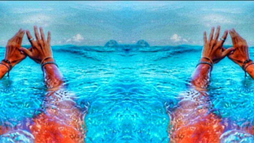 Ocean Blue Donotdisturb Tranquility Tranquilwaters Beautiful Check This Out Mirroreffect Like Followme Helloworld Wet Sexyguy