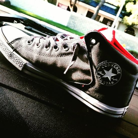 Chuck taylor First Eyeem Photo